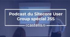 Podcast du Sitecore User Group
